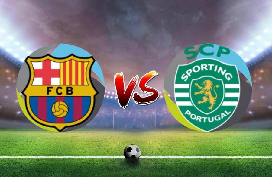Prediksi Barcelona vs Sporting CP 6 Desember 2017