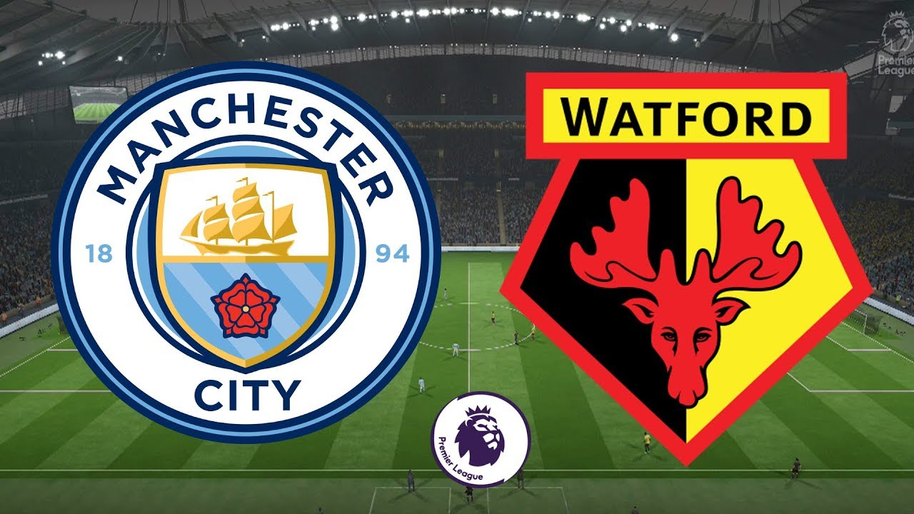 Prediksi Manchester City vs Watford 3 Januari 2018