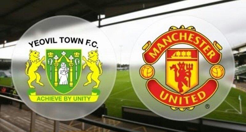 Prediksi Yeovil Town vs Manchester United 27 Januari 2018