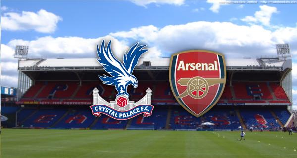 Prediksi Arsenal vs Crystal Palace 20 Januari 2018